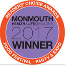 Best of Monmouth County 2017 Award